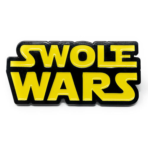 Swole Wars - Pin