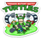 TMNT (Teenage Mutant Natty Turtles) - Vinyl Sticker
