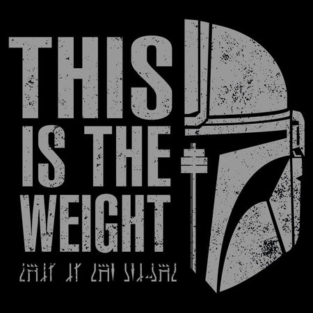 This Is The Weight