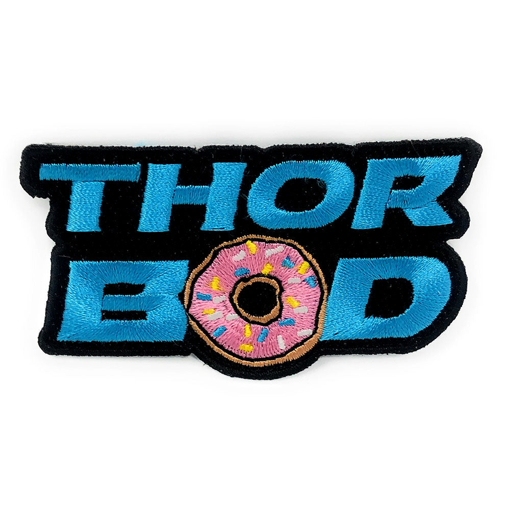Thor Bod Patch by Flex Comics