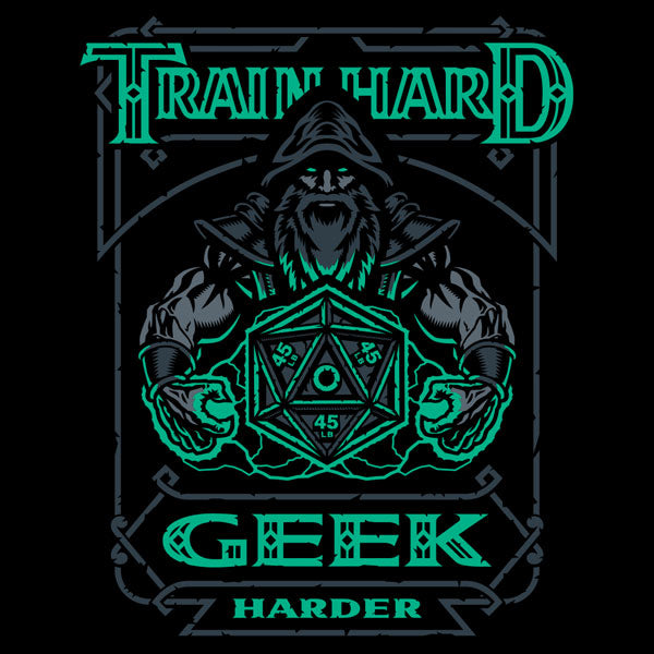 Train Hard. Geek Harder.