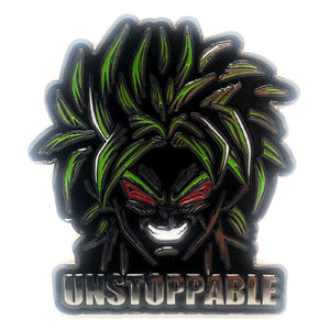 Unstoppable - Pin