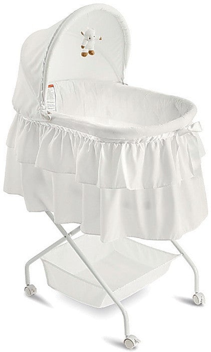 Bebababy hire co sleeper bassinet cot hire melbourne for Baby bassinet