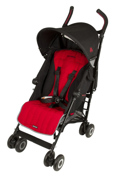 For over 50 years, Maclaren has been dedicated to creating premium buggies and accessories and continues to empower active parents with safe, stylish and innovative products. Imbued in British heritage since our first iconic design, we have been uncompromising in our safety standards.