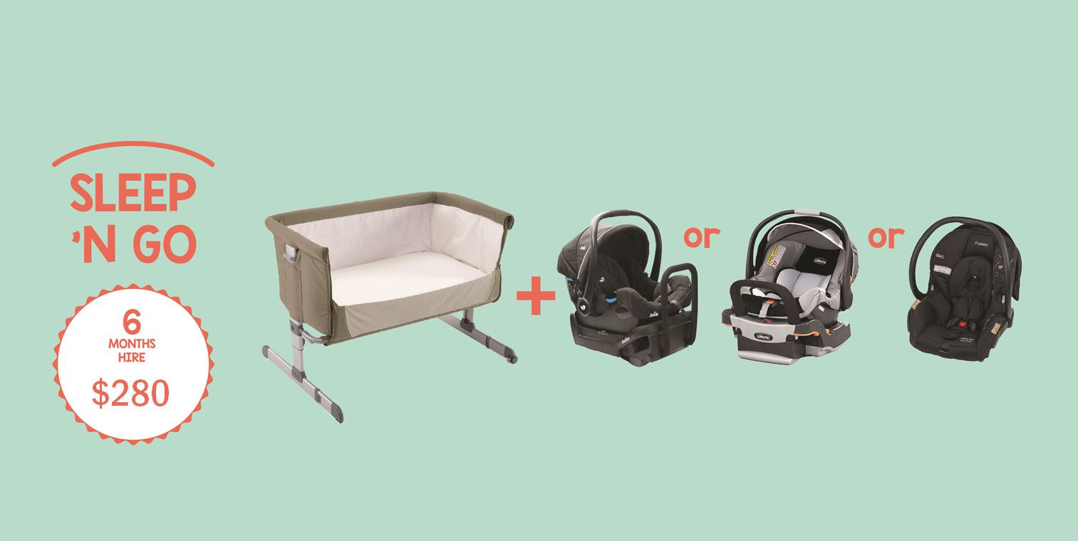 why hire your baby equipment?