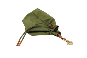 Snack Bag York - green/brown
