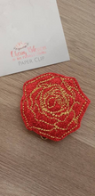 Load image into Gallery viewer, Red Rose Paper Clip