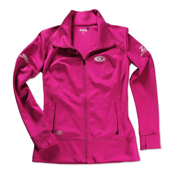 Ladies LOE Pink Jacket