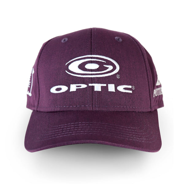 Purple Adjustable Tour Hat