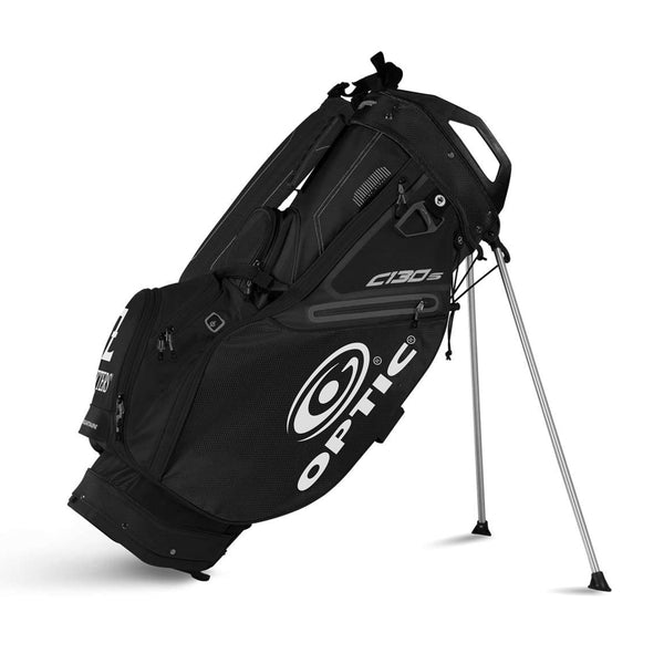 Optic Black Tour Bag by Sun Mountain