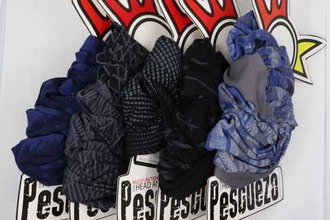 Mask / Bandana 5 pack PESPACK17