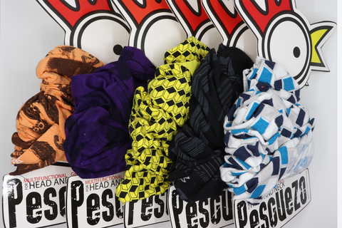 Mask / Bandana 5 pack PESPACK1
