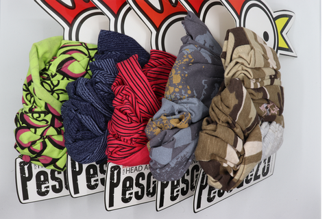 Mask / Bandana 5 pack PESPACK5