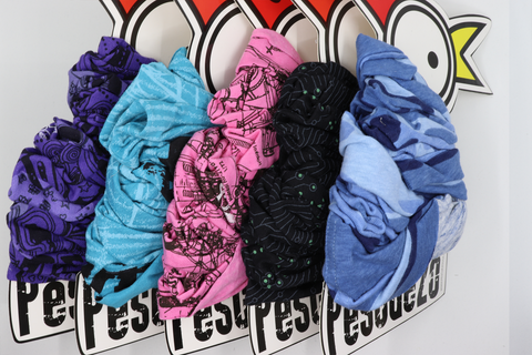 Mask / Bandana 5 pack PESPACK6