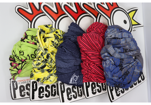 Mask / Bandana 5 pack PESPACK7