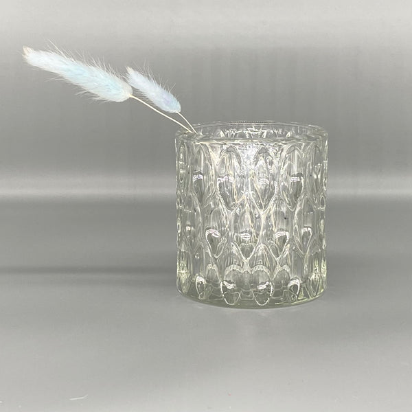 Small Cut Glass Vase