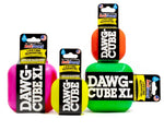 Ruff Dawg Cube Indestructible Rubber Floating Cube-Guaranteed for LIFE