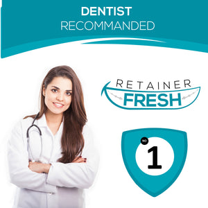 Aligner Cleaning Tablets 4 Month Supply 120 Tablets by Retainer Fresh
