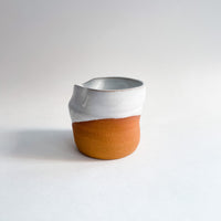 Wabi Sabi White & Toasty Cup (6 oz)