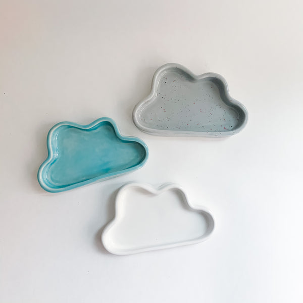 Assorted Cloud Trays