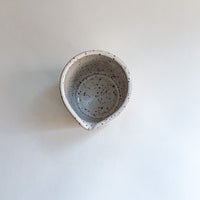 White Speckled Jug (4.5 oz)