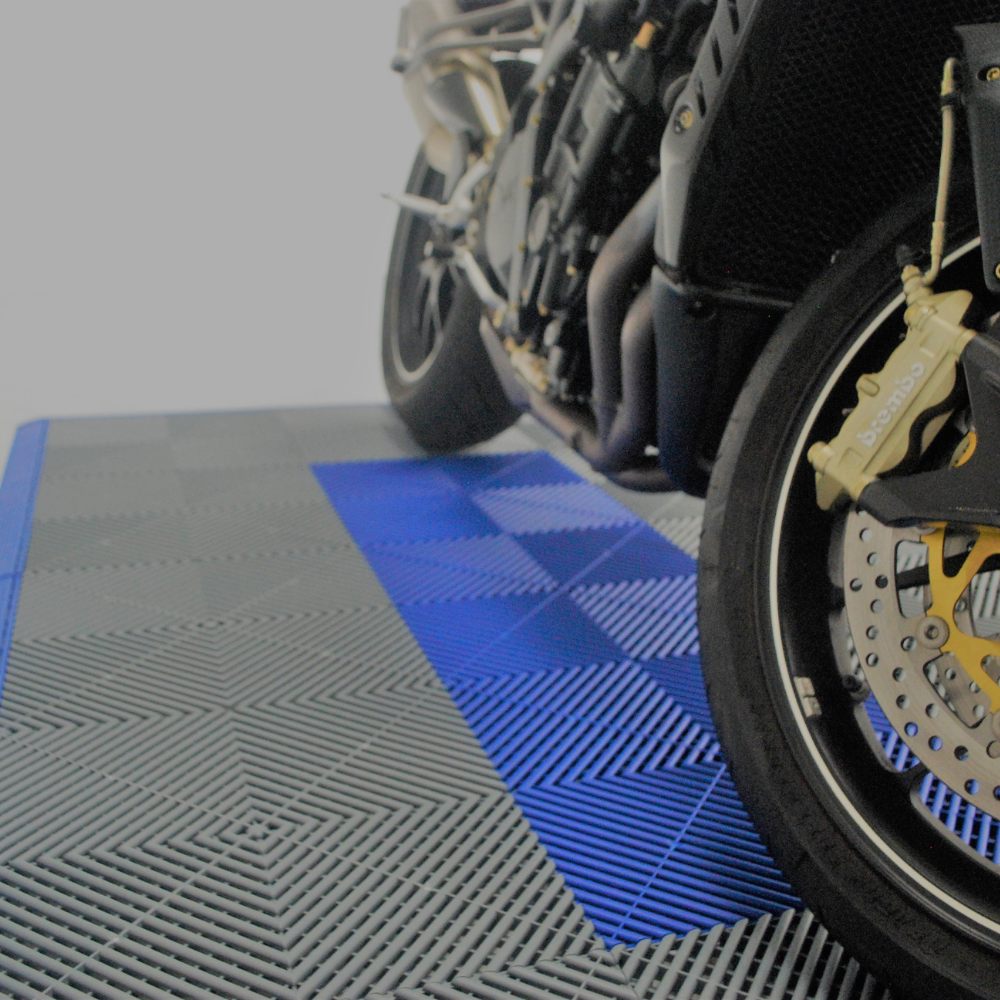 Load image into Gallery viewer, Royal Blue Motorbike Pad