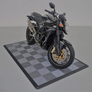 Load image into Gallery viewer, Slate Grey Motorbike Pad