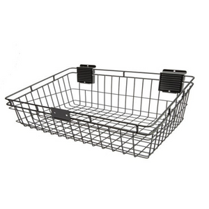"Load image into Gallery viewer, Wire Basket 12"" X 24"""