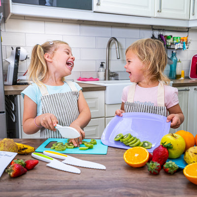 What Can Your Child Do in the Kitchen?