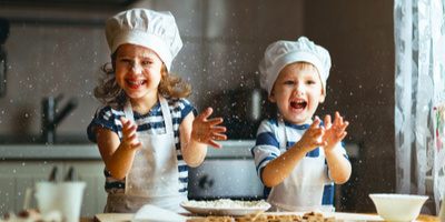 How Cooking Can Build a Child's Confidence