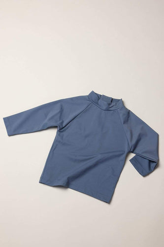 Ina Swim Nella Rash Shirt in Mineral