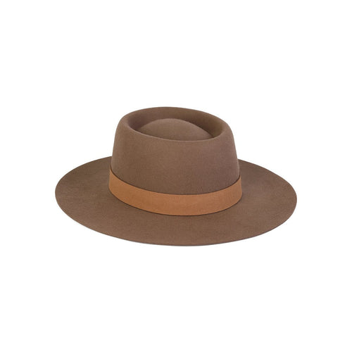 Lack of Color Mirage Hat in Brown
