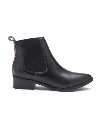 Matisse Moscow Booties in Black