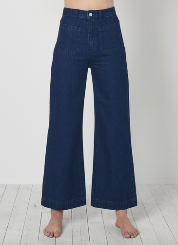 Rollas Sailor Jean in Brigette Blue