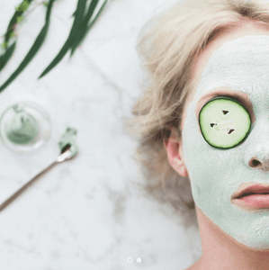 Urban Oreganics O/S Facial Mask Refresh