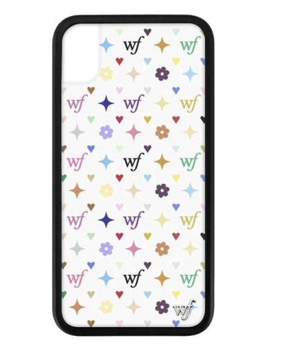 Wildflower Monogram iPhone Case
