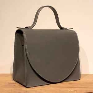 Mini Briefcase MD - Grey