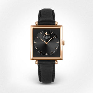 WATCH CP quartz - pink gold