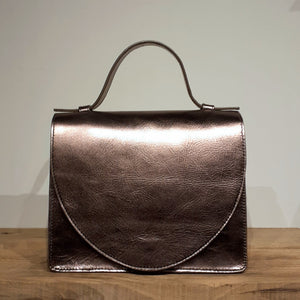 BRIEFCASE mini BRILLIANT MD  - bronze