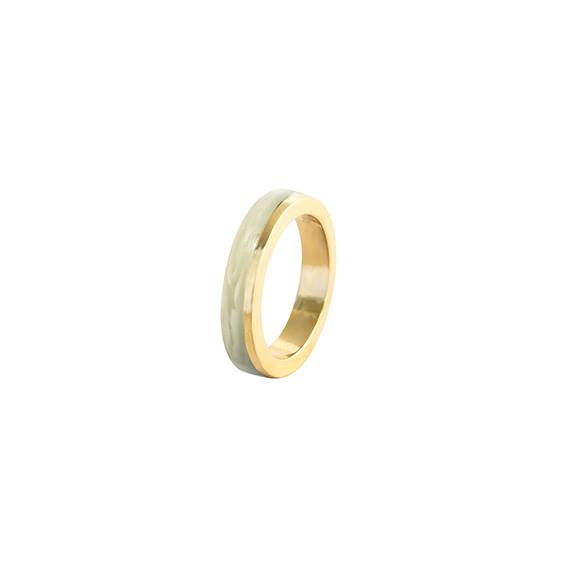STACK RING LH  - mint