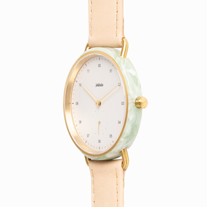 WATCH J minty / naturel