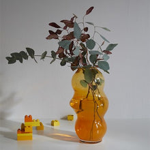 Load image into Gallery viewer, MUSE VASE L - FB - Ocher