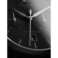 Load image into Gallery viewer, WATCH CP AUTOMATIC CALENDRIER - phantom black