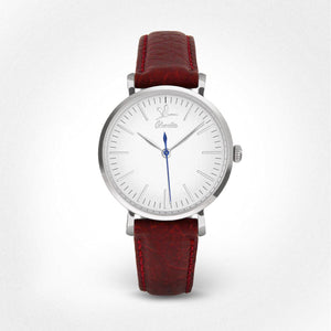 WATCH CP quartz - stainless steel