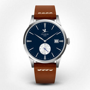 WATCH CP BASTILLE - blue