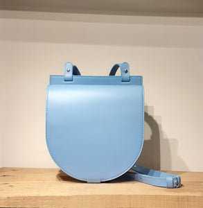 SADDLE BAG MD - Bleu Ciel