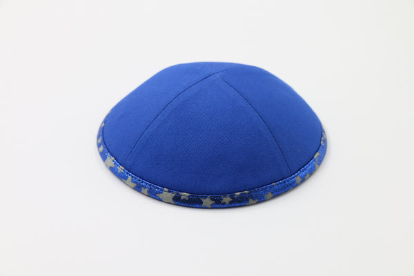 Cotton With Baci Perugina Rim Kippa