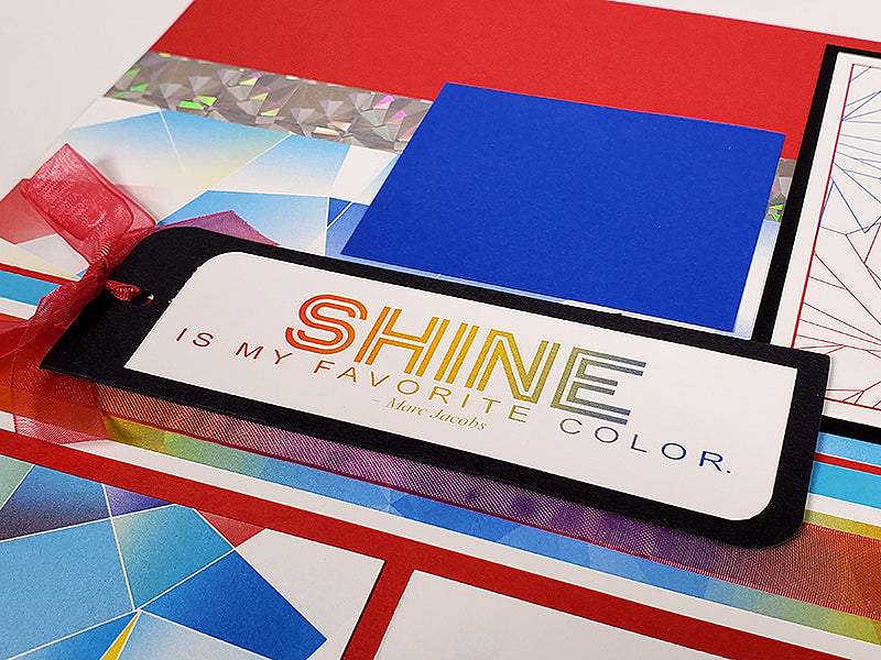 Prism Spoiler - Bright, bold and beautiful!
