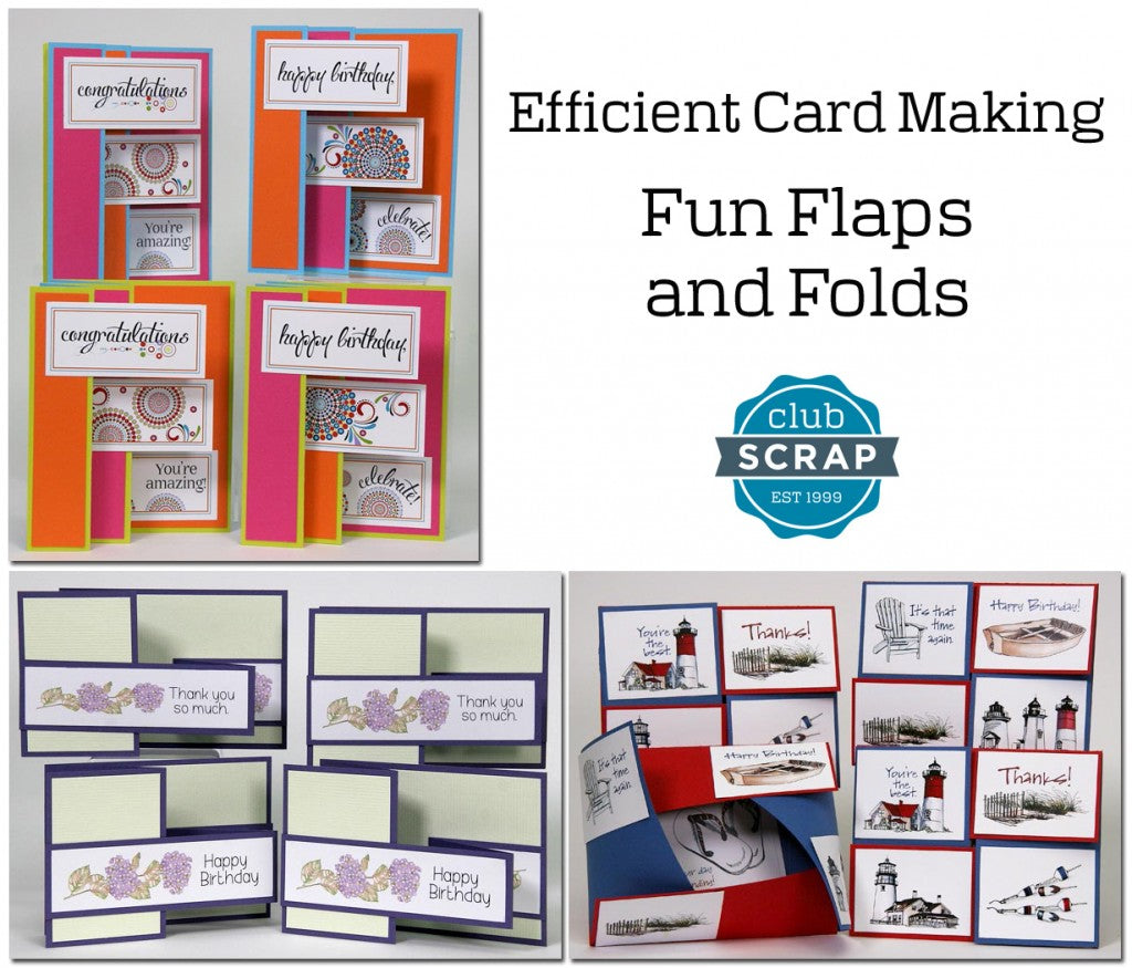 Fun Flaps and Folds card kit