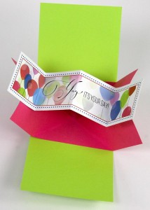 Surprise Greetings to Go Card Kit #clubscrap #cardmaking #popup